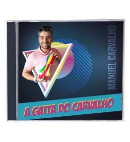 "CD ""A Gaita do Carvalho"""
