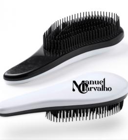 Escova de cabelo Manuel Carvalho