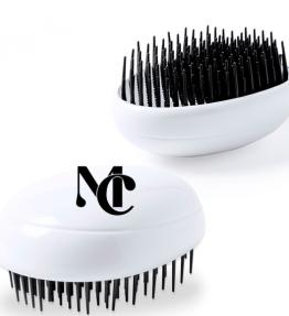 Escova de cabelo pequena com sistema anti-nós Manuel Carvalho