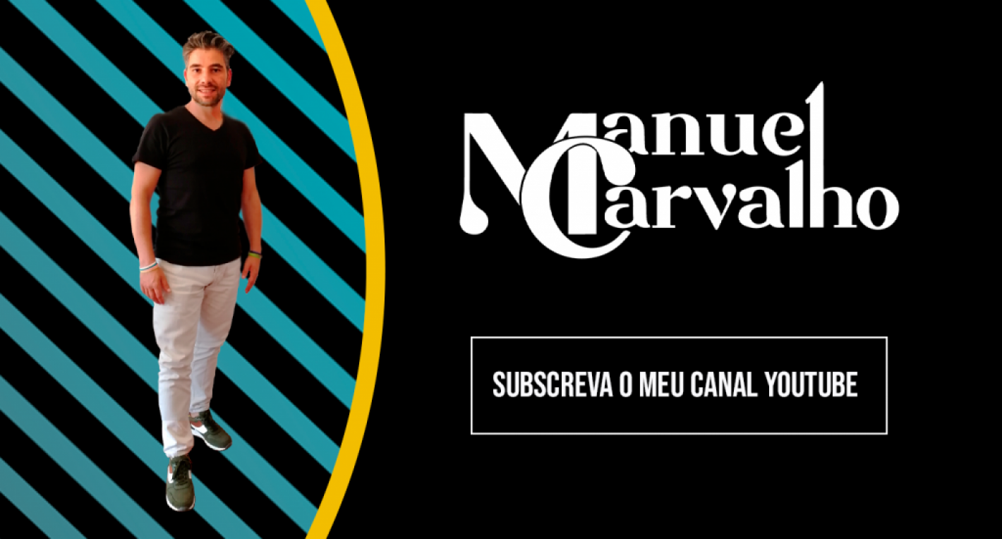 Youtube Manuel Carvalho