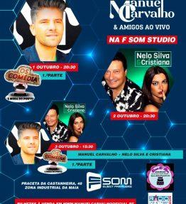 Manuel Carvalho e Amigos (01/10/2021)